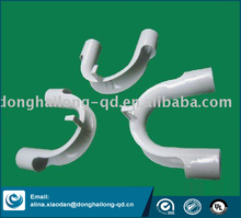 PP Washing Machine Drain Hose Spare Parts Plastic Elbow Fitting