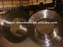 20 years' history factory Galvanized oval steel wire