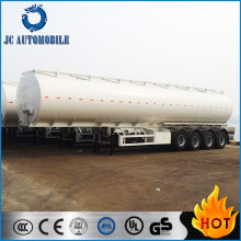 4 Axles Fuel Tanker Semi trailer with 50 tons loading capacity