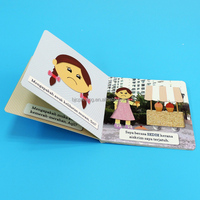 2015 Kids softcover book printing/design your own children books/China printing company