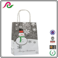 Factory wholesale hot sales customized paper gift bag cheap christmas gift bag