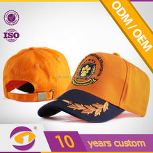 2015 high quality cheap price promotional cotton cap baseball with embrioder or heat tranfer printing logo