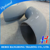 carbon steel pipe fittings elbow sch40,135 degree pipe bend,asme b16.49 carbon steel bend