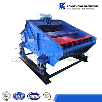 LZZG durable and larger capacity hydrasieve dewatering screen stainless steel
