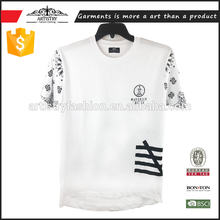 Free sample cheap men latest design t-shirt With Professional Technical
