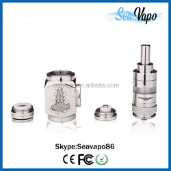 2014 Factory wholesale High quality ss and copper pin nemesis caravela hammer mod