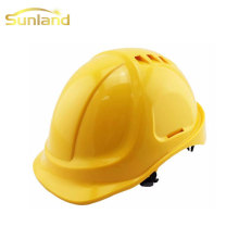 Promotional engineering types of safety helmet