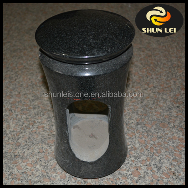 Cheap China cemetery candle lantern/ tombstone accessories