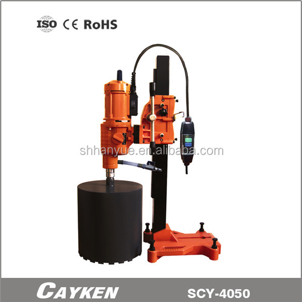 Electric core dril tools for industrial Radial Drilling Machines