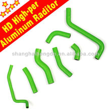 Motorcycle water silicone hose kit for KAWASAKI KX250 2006