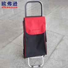 High quality mini shopping trolley bag with wheel
