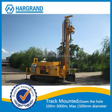 Hot sale water well drilling rig for 3000meter