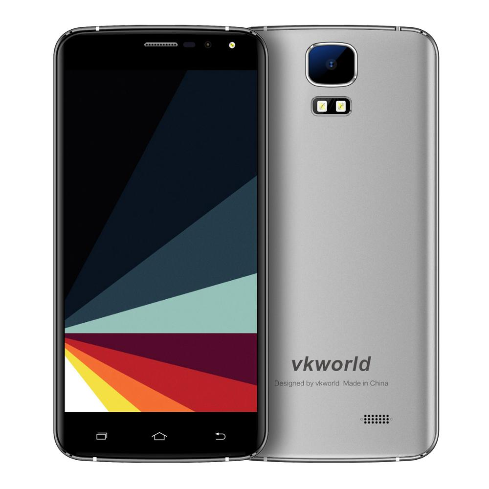 VKWORLD Brand 3G Android 7.0 Vkworld S3 5.5 inch Smart Mobile Phone Dual SIM Card 1.3GHz Low Price Phone Support GPS