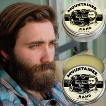 Oem Factory Private Label Beard Styling Products Men Beard Balm