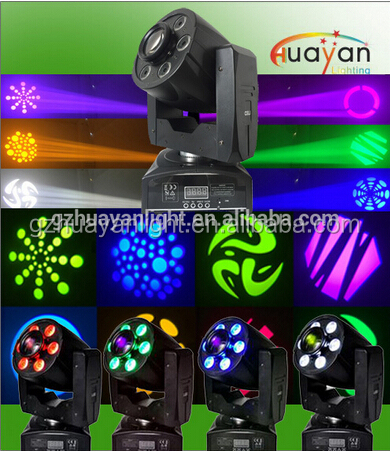 Audio Video Lighting Night club party mini led moving head wash light 70W 2in1 sport and wash moving head light