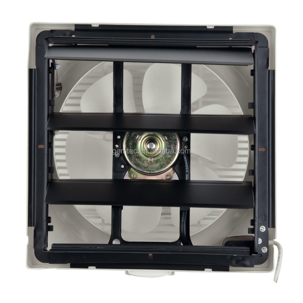 Wall Type Bathroom Exhaust Fan Toilet Exhaust Fan With