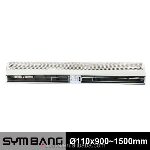 AAC1101500D air curtain industrial