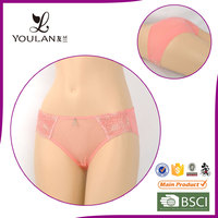 Best Selling Best Selling Young Women Comfortable Satin String Bikini Panty