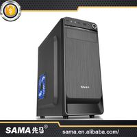 SAMA Oem Vertical Black PC Computer Case/Cd-Recorder & Writer Case/Case/Cabinet