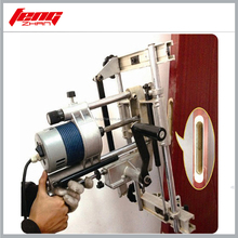 High quality wooden door lock mortising machine in China