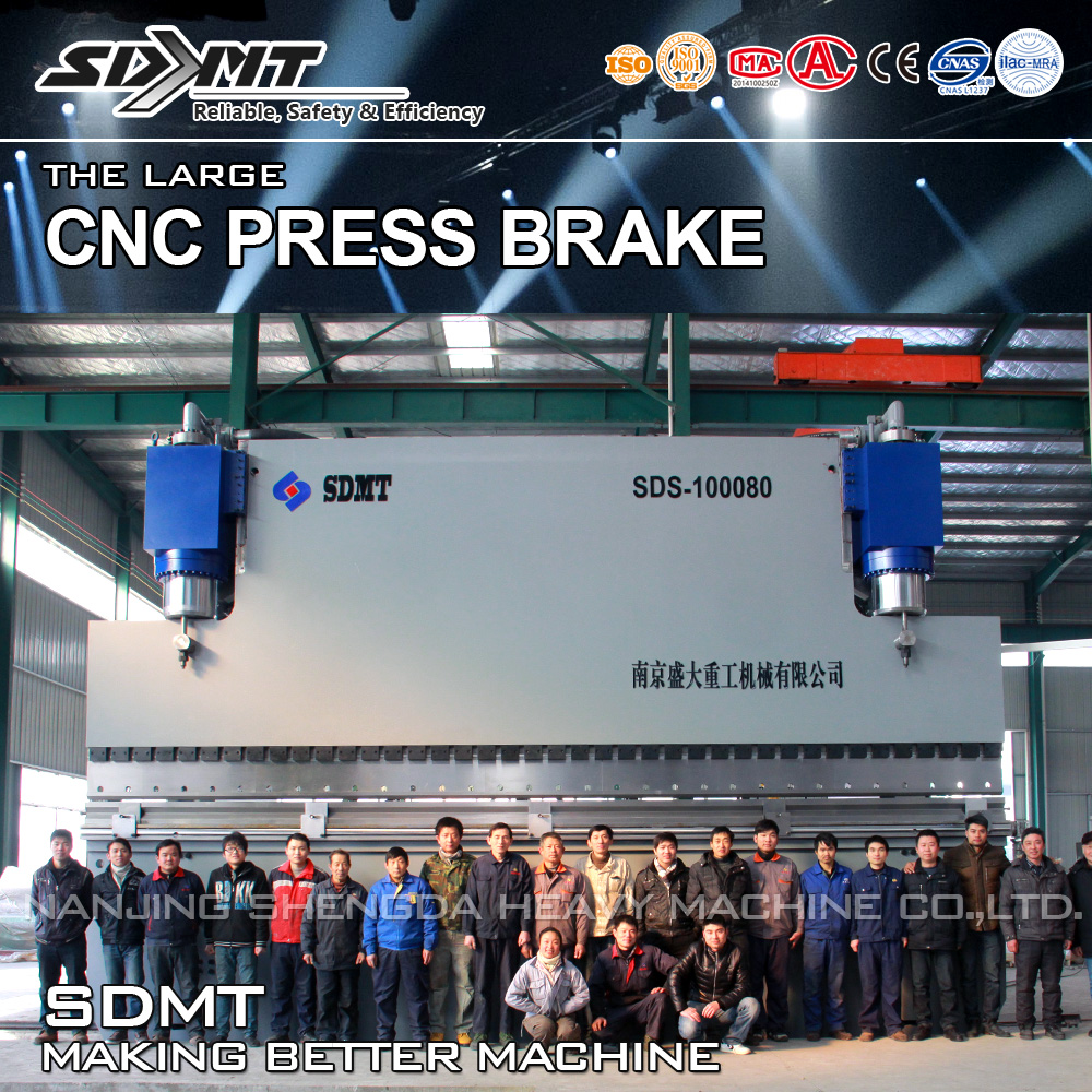 OEM Factory CNC Use second hand plate bending machine