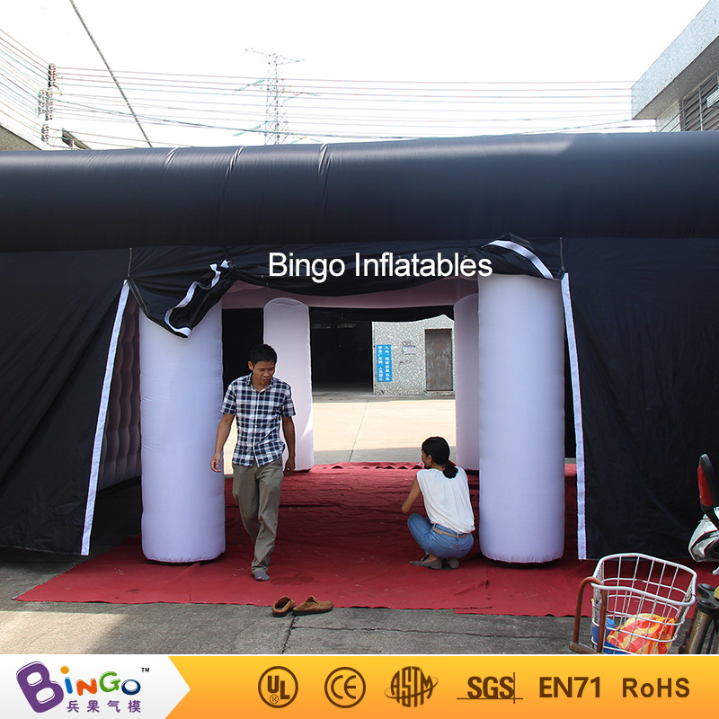 UK customized blow up tents type giant air supported tent for sale