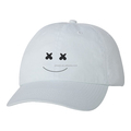 Rivets hip-hop hat tide flat baseball hat men and women