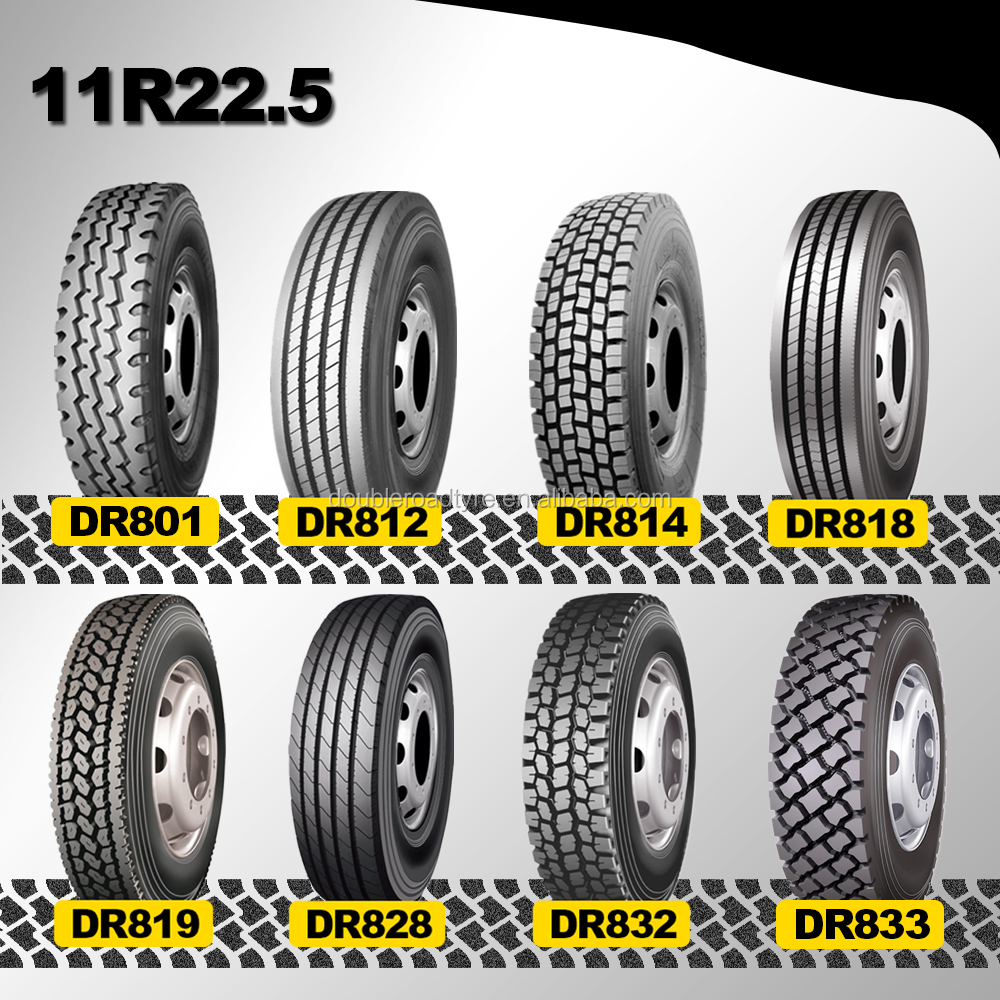 wholesale top brand truck and bus 11r22.5 12r22.5 13r22.5 truck tire