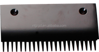 Jiangzhong schindler escalator comb plate SMR318762, escalator parts