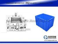 manufacturing unique design Turnover Box Mould,plastic injection mould china supplier