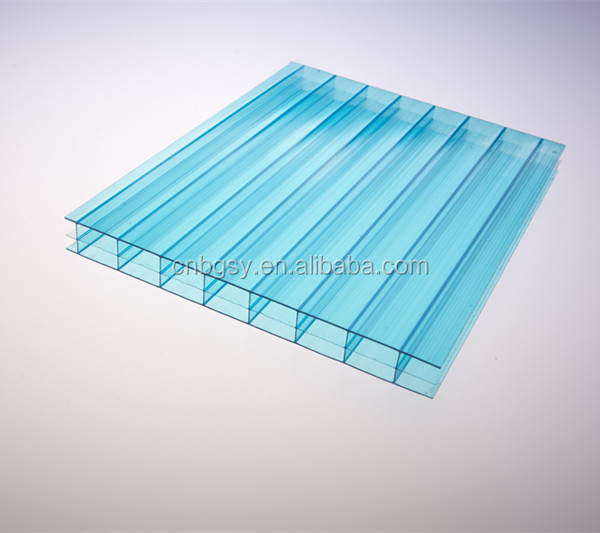 baoguang skyblue garage 10-year warranty polycarbonate