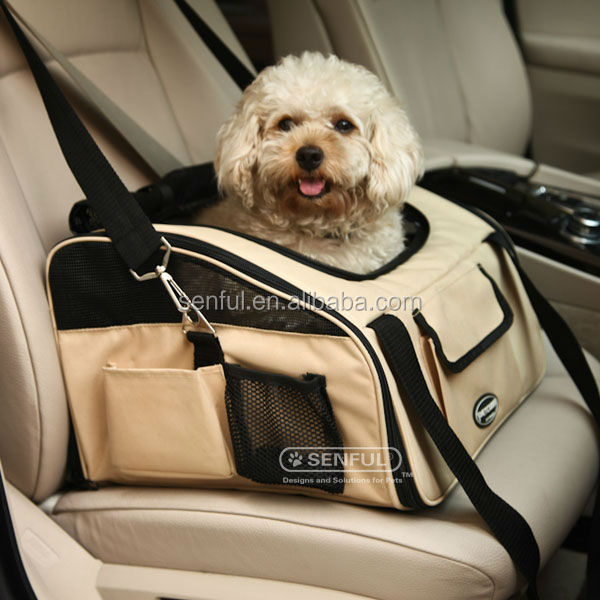 Pet Booster Seat Dog car seat pet bag
