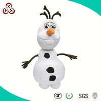 2014 China Custom Cheap Frozen Toys Olaf