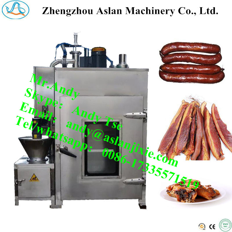 Commercial Use Different Capacity Sausage Smokehouse,smokehouse oven,electric meat smoker