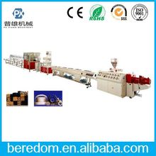 Automatic Pvc Groove Pipe Extrusion Line