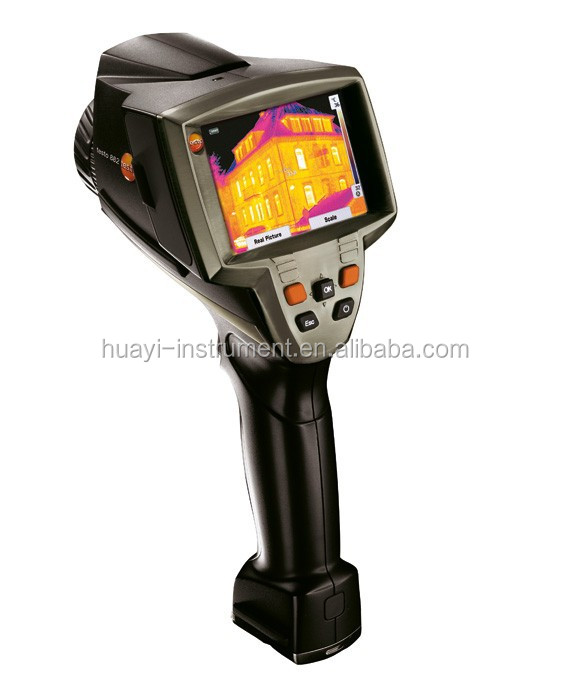 3.5 inch Thermal Imager Infrared Thermal camera testo 882 with 320 x 240 pixels