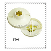 E27 ceiling light plastic lamp holder
