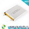 655670 Lithium Polymer Battery 3.7V 3000mah Li-Ion Cell Lipo For Power Bank/Bluetooth