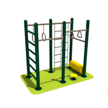 Professional drawbridge frame, slim fitness equipment, exterior outdoor fitness