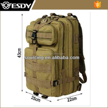Military tactical Army Patrol Molle Assault Pack Tactical Combat Rucksack Backpack And Travel Sports Bag