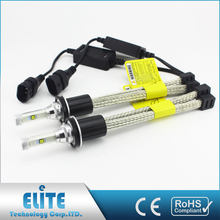 New arrival super bright auto led headlight R4 H11 , car led head lights 55W 6000K