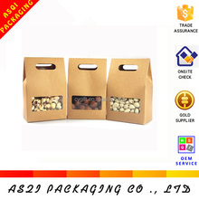 china supplier handmade beef jerky packaging bags