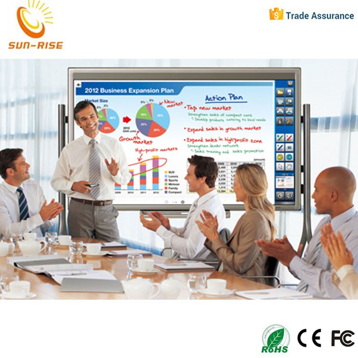 Digital interactive whiteboard smart electronic paper whiteboard