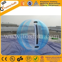 Human size floating water ball inflatable walking water ball for sale TW186