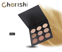 Latest products in market makeup palette private label Naked eyeshadow