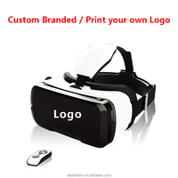VR Glasses Headset OEM Google Cardboard