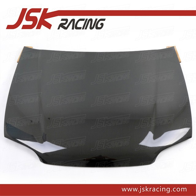 OEM STYLE CARBON FIBER HOOD BONNET FOR 1992-1995 HONDA CIVIC EG 3DR (JSK120318)