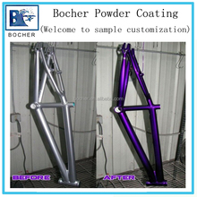 Bicycle powder coating paints custom color