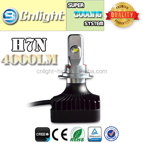 2015 new product!!12V 24V high lumen bi xenon led headlights for vw polo 6r