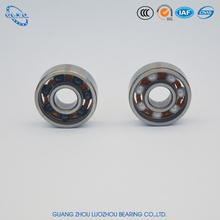 Hybrid Ceramic Deep Groove Ball Bearing 608 for Hand Spinner Fidget Toy Si3N4 ZrO